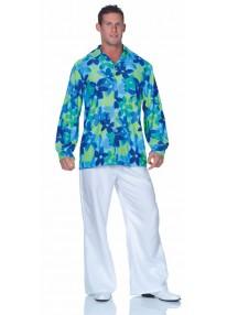 60s Flower Shirt