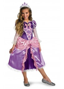 "Princess ""Tangled"" Rapunzel Shimmer Costume"