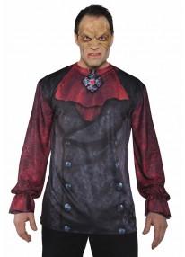 Vampire Shirt Costume