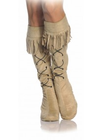 Frontier Girl Boot Top Covers