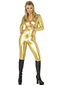 Fever Zip Up Costume