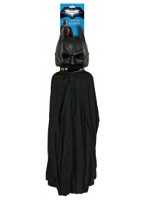 Batman Cape & Mask - Adult