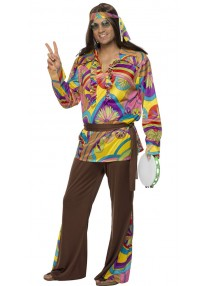 Psychedelic Hippie Costume