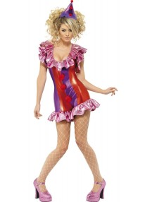 Fever Playtime Clown Costume