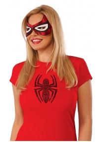 Spider Girl Eyemask