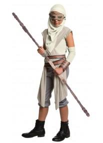 Rey Mask with Hood