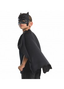 Batman Kids Cape with Mask