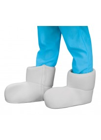 Smurf Shoe Covers