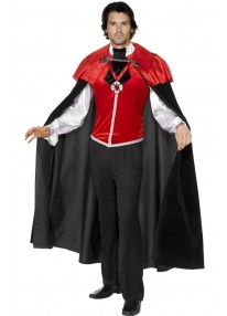 Gothic Manor Vampire Costume