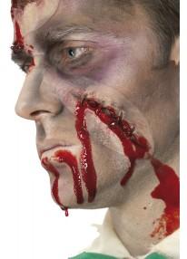 Self Stitched Scar