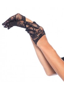Mini Cropped Lace Gloves