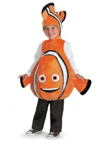 Deluxe Nemo Toddler Costume