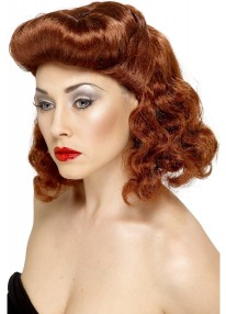 Pinup Girl Wig