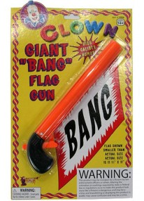 Clown Bang Gun