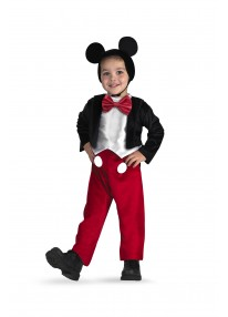 Deluxe Mickey Mouse Costume