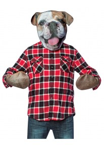 Bull dog Costume Kit