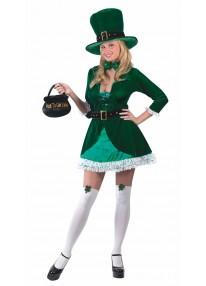 Luscious Leprechaun Costume