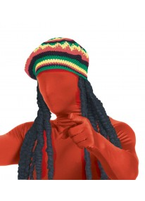 Rasta Wig w/Cap