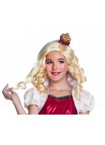 Apple White Wig