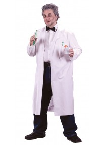Mad Scientist Lab Coat Costume
