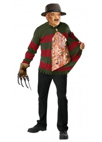 Freddy Sweater with Chest of Souls