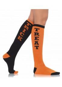 Trick or Treat Knee Socks