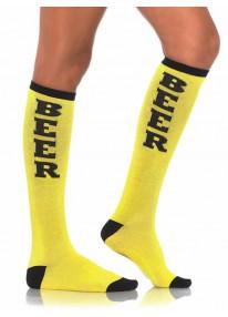 Beer Run Knee Socks