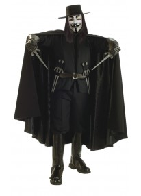 GH V For Vendetta Costume