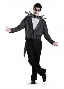 Classic Jack Skellington Costume