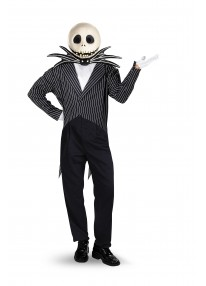 Deluxe Jack Skellington  Costume