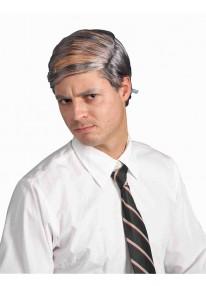 Bald Mans Comb Over Wig