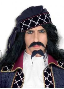 Deluxe Pirate Beard & Moustache