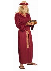 Wise Man Costume - Burgundy