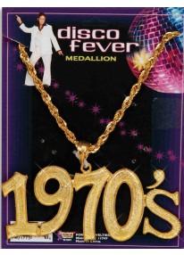 Disco Fever 1970 Necklace