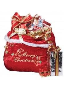 Embroidered Christmas Bag