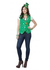 Luck Of The Irish Women's Costume Kit