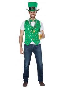 Luck Of The Irish Men's Costume Kit