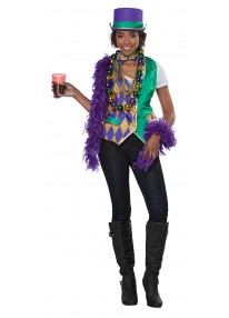 Mardi Gras Women's Vest Kit