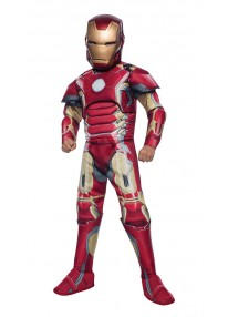 "Deluxe Iron Man ""Mark 43"" Costume"