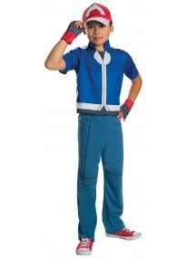 Deluxe Ash Costume
