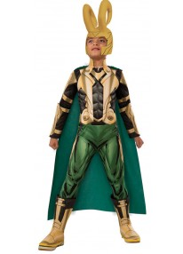Deluxe Loki Costume