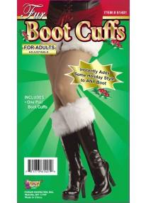 Sexy Fur Boot Cuffs