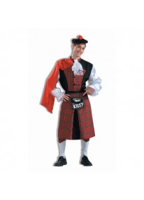 Whats Under the Kilt Costume