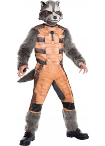 Deluxe Rocket Raccoon Costume