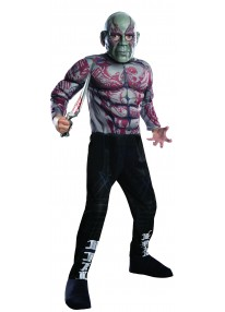 Deluxe Drax The Destroyer Costume