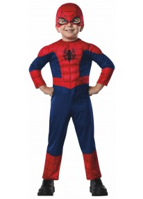Deluxe Spider-Man Costume