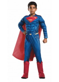 Deluxe Superman Kids Costume