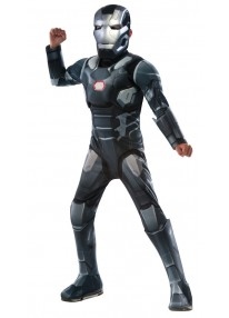 Deluxe War Machine Kids Costume