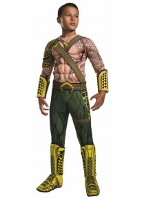 Deluxe Aquaman Kids Costume