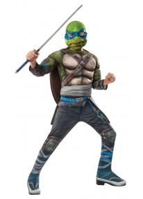 Deluxe Leonardo Kids Costume